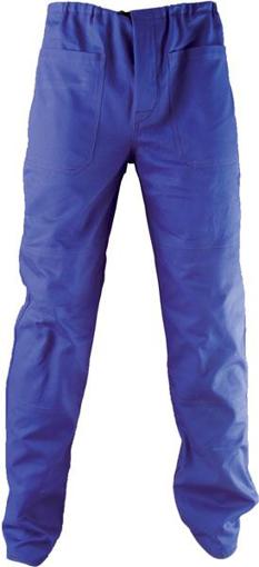 Obrázek z ARDON KLASIK Pracovní kalhoty do pasu modré