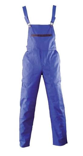 Obrázek z ARDON KLASIK Pracovní kalhoty s laclem modré