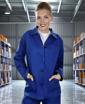 Obrázek z ARDON KLASIK Dámská pracovní blůza modrá