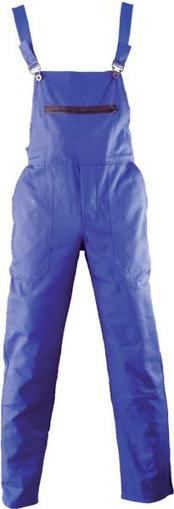 Obrázek z ARDON KLASIK Dámské pracovní kalhoty s laclem modré