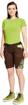 Obrázek z CRV YOWIE Dámské pracovní šortky hnědé
