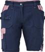 Obrázek z CRV YOWIE Dámské pracovní šortky navy