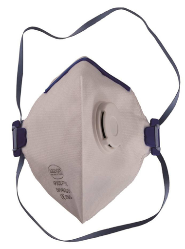 Obrázek z Ardon AP 322 Skládací respirátor FFP2 s ventilem