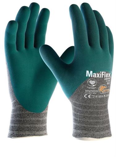 Obrázek z ATG MAXIFLEX COMFORT 34-925 Pracovní rukavice