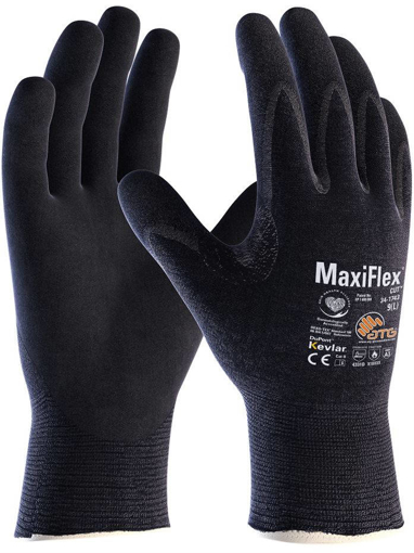 Obrázek z ATG MAXIFLEX CUT 34-1743 (kevlar) Pracovní rukavice
