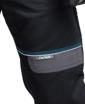Obrázek z COOL TREND Pracovní kalhoty do pasu černé