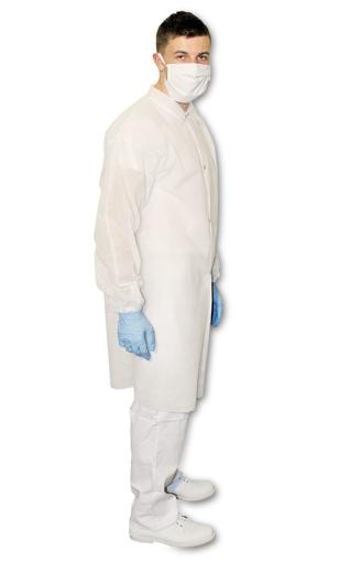Obrázek z M+P SENTI Ochranný plášť ( pratelný )