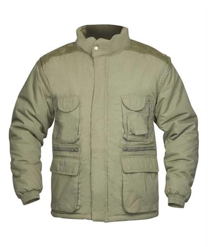 Obrázek z ARDON DANNY Pánská zimní bunda zelená