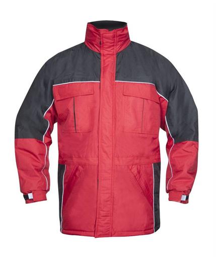 Obrázek z ARDON RIVER Pánská zimní bunda červená