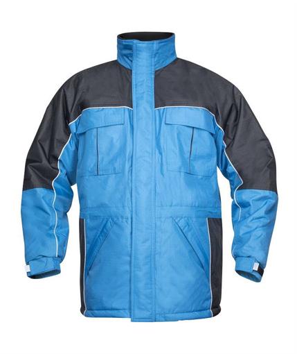 Obrázek z ARDON RIVER Pánská zimní bunda modrá