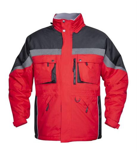 Obrázek z ARDON MILTON Pánská zimní bunda červená