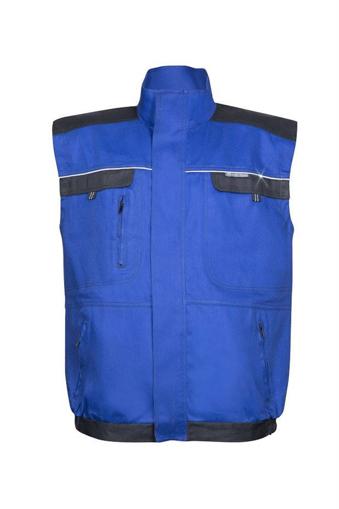 Obrázek z COOL TREND Zimní vesta modrá