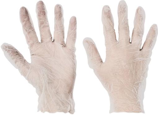 Obrázek z Cerva BOORNE Pracovní jednorázové rukavice