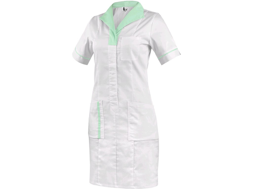 Obrázek z CXS BELLA Dámské šaty bílé