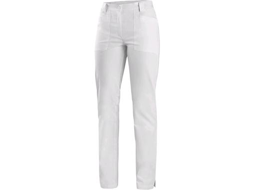 Obrázek z CXS ERIN Dámské kalhoty bílé