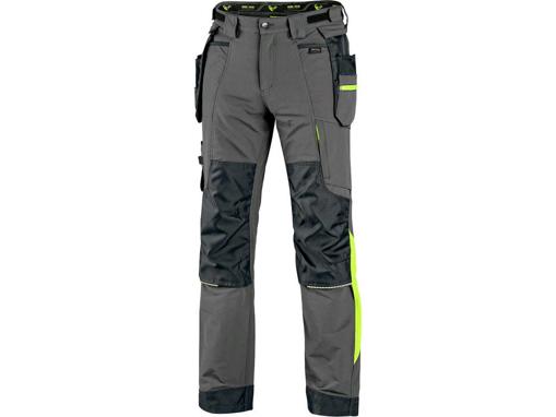 Obrázek z CXS NAOS Montérkové kalhoty šedo-černé