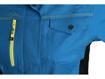 Obrázek z CXS STRETCH Montérková blůza modrá zkrácená