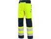Obrázek z CXS HALIFAX Výstražné kalhoty žluto-modré