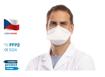 Obrázek z BTL FLAT-FIT HEALTHCARE FFP2 skládaný respirátor bez výdechového ventilku