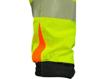 Obrázek z CXS BENSON Výstražná zateplená bunda žluto-černá