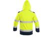 Obrázek z CXS LUTON Výstražná bunda 2v1 žlutá