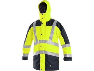 Obrázek CXS LONDON Výstražná bunda 5v1 žluto-modrá
