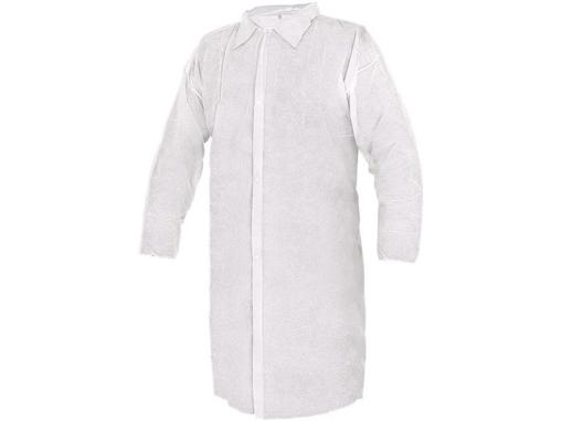 Obrázek z CXS RICK Jednorázový plášť bílý