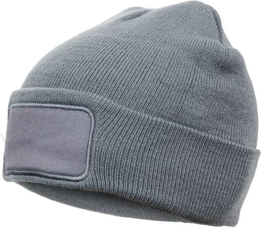 Obrázek z Cerva MEEST pletená čepice šedá