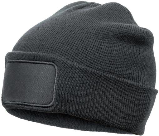 Obrázek z Cerva MEEST pletená čepice černá