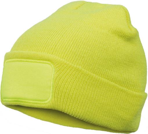 Obrázek z Cerva MEEST pletená čepice žlutá