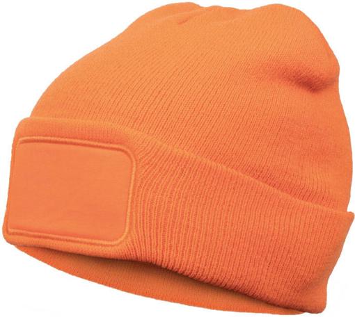 Obrázek z Cerva MEEST pletená čepice oranžová