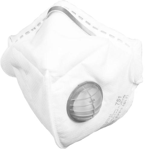 Obrázek z REFIL 751 Skládací FFP3 respirátor