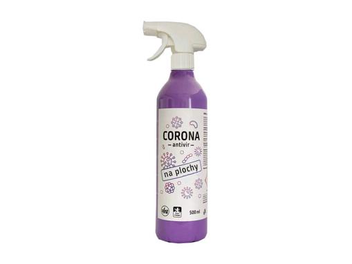 Obrázek z ZENIT Dezinfekce ploch CORONA, 500 ml