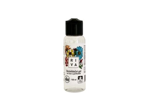 Obrázek z ZENIT Dezinfekční gel na ruce RIVA, 100 ml