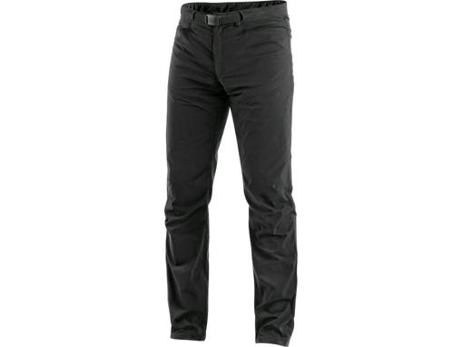 Obrázek z CXS OREGON Pánské kalhoty do pasu, letní, černé