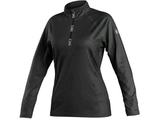 Obrázek z CXS MALONE Dámská mikina / tričko černá