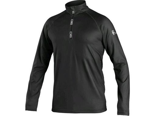 Obrázek z CXS MALONE Pánská mikina / tričko černá
