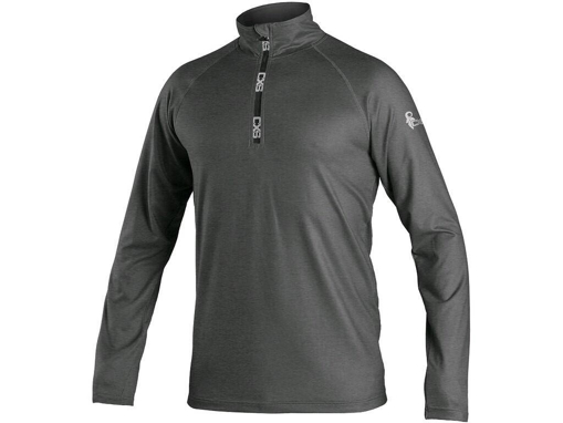 Obrázek z CXS MALONE Pánská mikina / tričko šedá