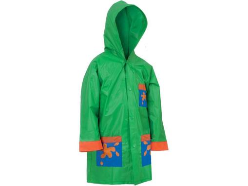 Obrázek z CXS FROGY dětská pláštěnka, zelená