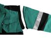 Obrázek z CXS LUXY BRIGHT Montérková blůza zeleno / černá