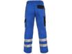 Obrázek z CXS LUXY BRIGHT Pracovní kalhoty do pasu modro / černé