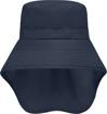 Obrázek z Myrtle Beach MB 6242 Funkční čepice s ochranou krku
