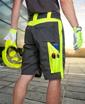 Obrázek z ARDON NEON Pracovní šortky černo-žluté