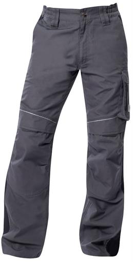 Obrázek z ARDON URBAN Pracovní kalhoty do pasu tmavě šedé