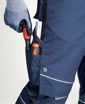 Obrázek z ARDON URBAN Pracovní kalhoty do pasu tmavě modré