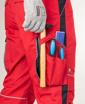 Obrázek z ARDON URBAN Pracovní kalhoty do pasu jasně červené