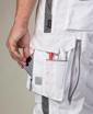 Obrázek z ARDON URBAN Pracovní kalhoty do pasu bílé prodloužené