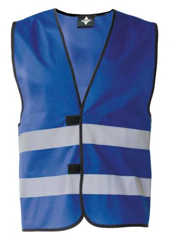 Obrázek z Korntex KXFW Reflexní vesta royal blue