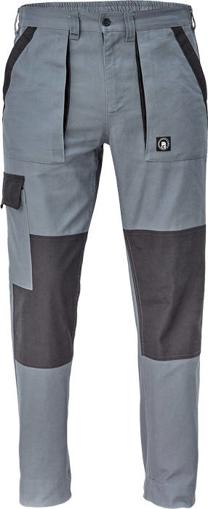 Obrázek z Cerva MAX NEO Pracovní kalhoty do pasu antracit / černá