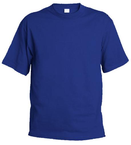 Obrázek z Pánské tričko T9 královsky modrá